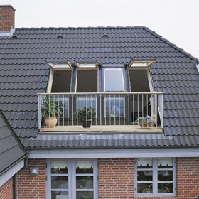 Dak okna